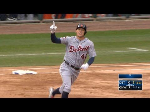 Chicago White Sox vs Detroit Tigers