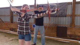 Shooting fast? - Instinctive Archery