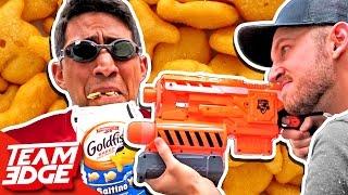 Goldfish Tasting Challenge!!