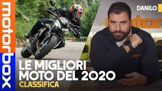 Le Migliori Moto del 2020   La CLASSIFICA (insindacabile) delle migliori NOVE moto PROVATE da me!