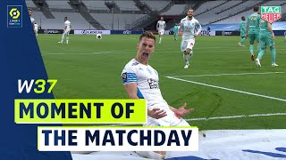 Milik grabs a hat-trick to pull out victory and a place in Europe for Marseille! Week 37 / 2020-2021