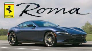 2021 Ferrari Roma Review - STEALTH EXOTIC SUPERCAR