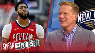 Pelicans trading Anthony Davis to the East 'makes sense' - Ric Bucher   NBA   SPEAK FOR YOURSELF