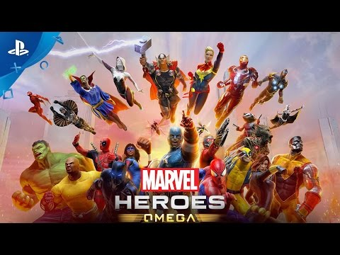 Marvel Heroes Omega Trailer
