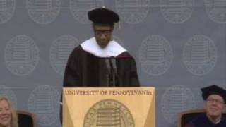 Penn's 2011 Commencement Address by Denzel Washington