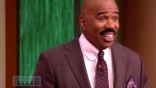 From trophy wife to CEO! || STEVE HARVEY