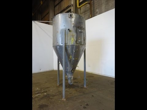 Used- Tank, Approximately 800 Gallon - stock # 48243035