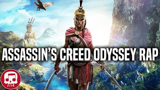 """ASSASSIN'S CREED ODYSSEY RAP by JT Music - """"Blade With No Name"""""""