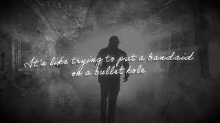Morgan Wallen – Bandaid On A Bullet Hole (Official Lyric Video)