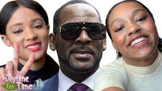 R. KeIIy case reveals LlES in the media + his GIRLFRIENDS Azriel & Joycelyn SPEAK UP in NEW VIDEO!