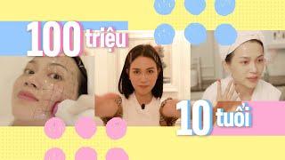 SITA REVIEW | SĨ THANH CHI 100TRIỆU ĐỂ TRẺ 10 TUỔI (BEAUTY HACKS) | THERMAGE FLX