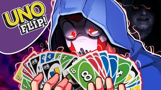 UNO FLIP - NEW CARDS NEW RULES NEW DLC! (Dark Side of the cards)