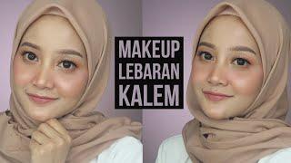 Makeup Lebaran Soft dan Kalem | Produk Lokal dan Drugstore | Linda Kayhz