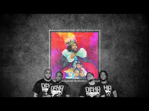 J. Cole - KOD Album Review | DEHH