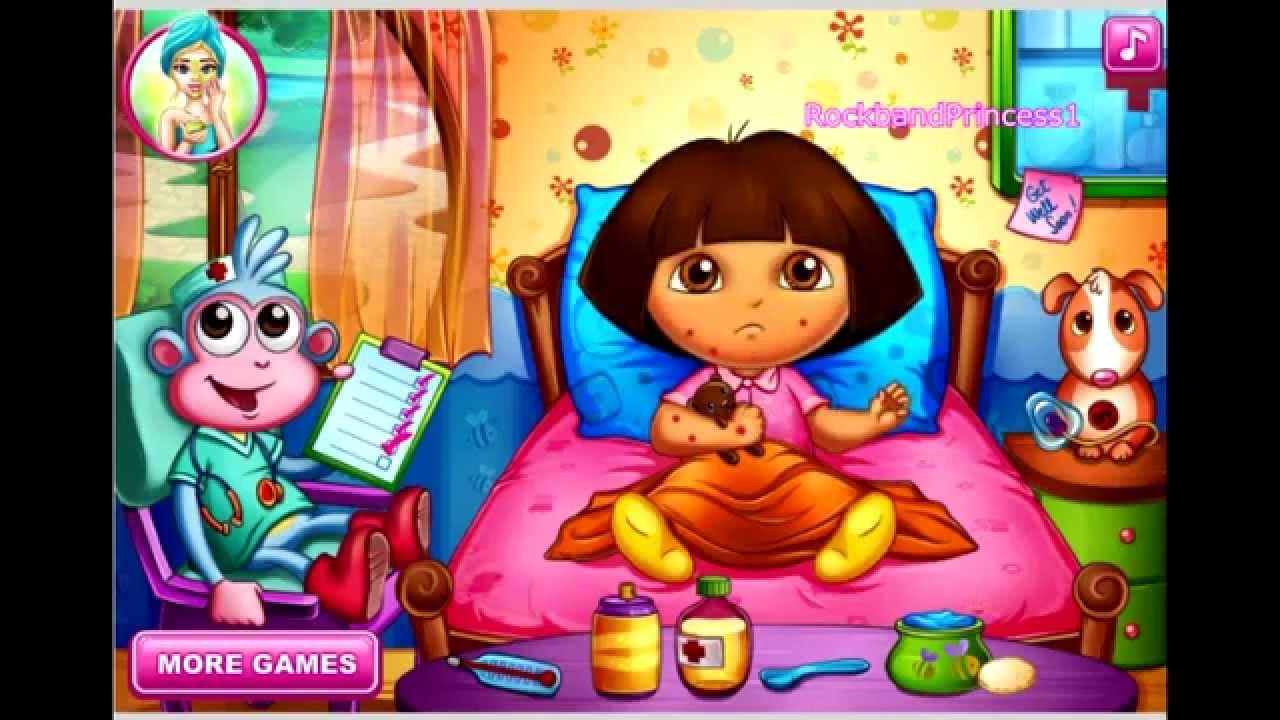 Games Dora Play