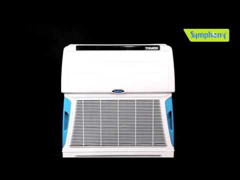 video Symphony cooler Touch 35i