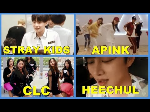 ◣Kpop idols singing/dancing to BTS (방탄소년단) songs compilation part 7◥
