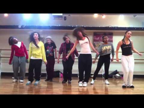 Chris Brown - Strip (Choreography) (Emily Sasson)