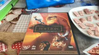 I Currently Now Have The Lion King On 2003 DVD