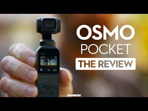 DJI Osmo Pocket — In-Depth Review [4K]