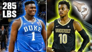 The Biggest Problem With Each Of The Top Prospects In The 2019 NBA Draft