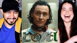 "LOKI   ""Doing Great""   Marvel Studios   Disney+   Trailer Reaction"