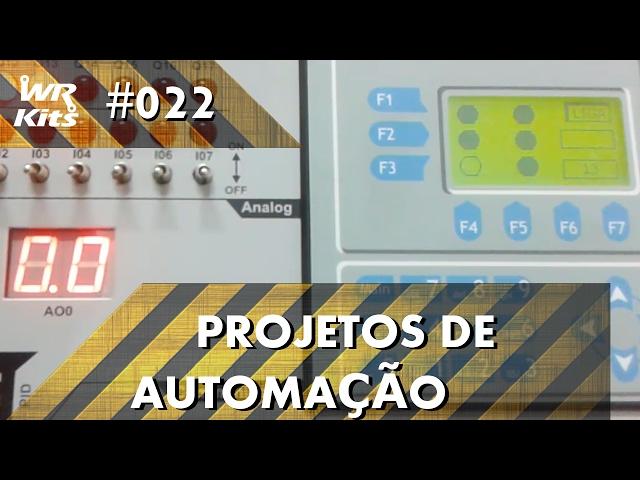 SEMÁFORO DE DOIS TEMPOS COM CLP ALTUS DUO | Projetos de Automação #022