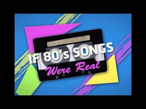 What If 80's Songs Were Real | Republic Of Telly - RTÉ Republic of Comedy  - vqK1f1FgOJY -
