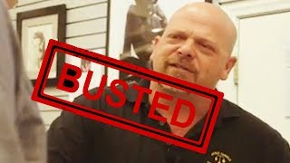 After watching this you will HATE Rick Harrison (Pawn Stars)