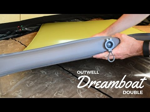 video Outwell Dreamboat Double – The Best Family Camping SIM?