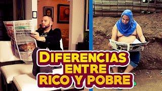 Diferencias entre Ricos y Pobres JR INN