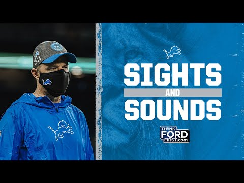 Sights and Sounds | 2020 Week 14 Detroit Lions vs. Green Bay Packers