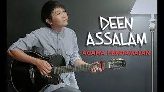Deen Assalam (Agama Perdamaian) Nathan Fingerstyle   Guitar Cover   Guidrum