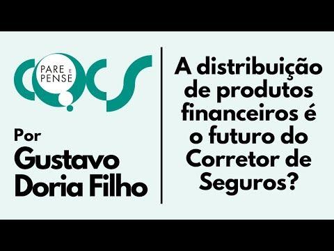 Imagem post: A distribuição de produtos financeiros é o futuro do Corretor de Seguros?