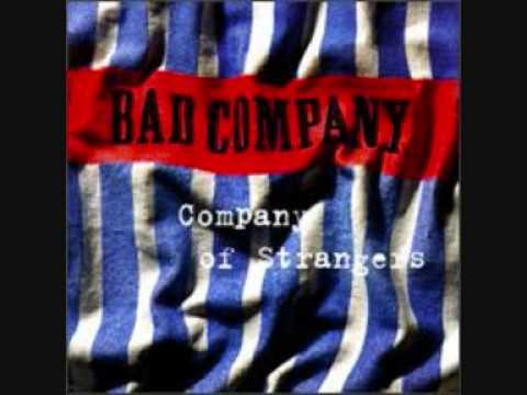 Bad Company - Company of Strangers with Lyrics