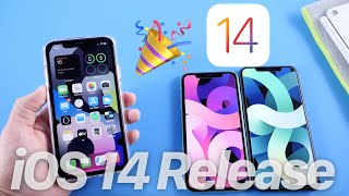 iOS 14 - New Wallpapers & More....