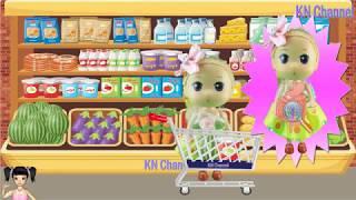Thơ Nguyễn - Đồ chơi bé đi siêu thị gặp sự cố bất ngờ