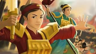 [Thần thoại sử Việt] - Giai thoại Lịch sử Hai Bà Trưng