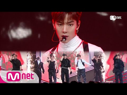 [MONSTA X - Shoot Out] KPOP TV Show | M COUNTDOWN 181115 EP.596