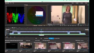 SpeedGrade Full Color Correction Tutorial updated for Adobe 2014 CC
