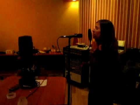 "Ariana Saraha ~ Live tracking of ""Raven"" from the upcoming album..."