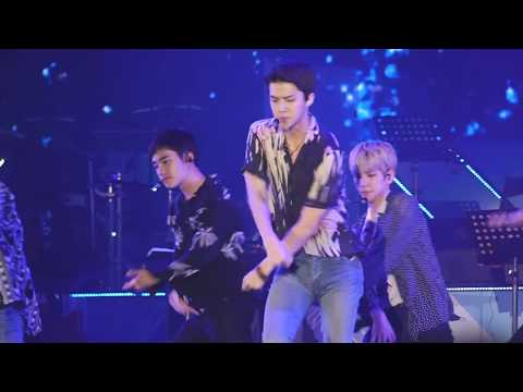 180623 exo sehun the eve