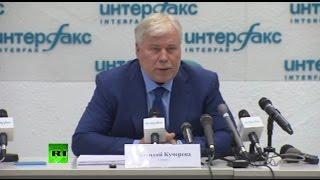 Пресс-конференция адвоката Анатолия Кучерены по ситуации вокруг Эдварда Сноудена