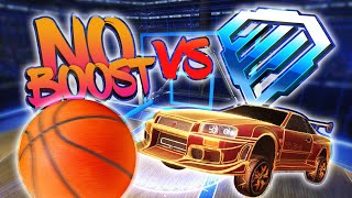 The NO boost challenge in BASKETBALL?