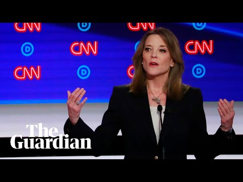 Marianne Williamson's best moments from Democratic debates