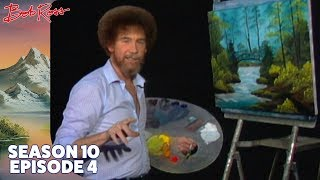 Bob Ross - Secluded Bridge (Season 10 Episode 4)