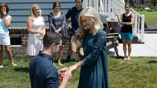 Watch Lauren from 'The Bachelor' Get Engaged to Hockey Player in 2016 Video