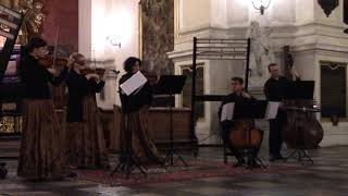 Sts Peter and Paul Church in Krakow, Poland Classical Music Concert, Part 2 of 2