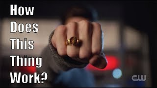The Flash Season 5: How Does the Flash Ring Work?