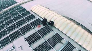 FlatFix Fusion Installatie video Solar Box